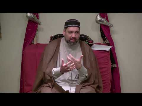 15th Ramadan 1439AH - Bridging Today\'s Generation Gap - Maulana Asad Jafri 2018 English