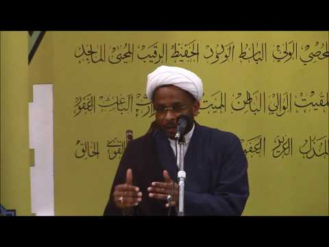 Shaykh Usama AbdulGhani - Night 23 of Ramadan Toronto 2018 English