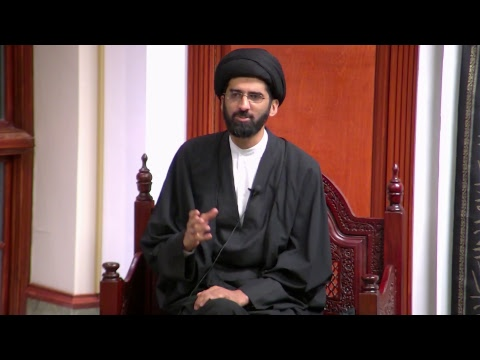 [1] Topic: Connect with the Mission/Revolution of Imam Hussain(A) | H.I. Sulayman Abidi | English