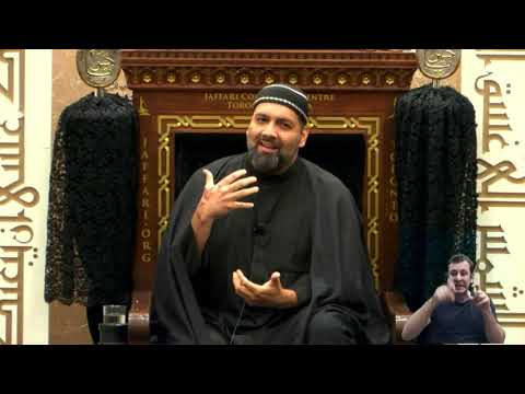 [08.Majlis] Topic: Illumination of The Inner Light - Syed Asad Jafri | Muharram 1440 2018 Toronto Canada English