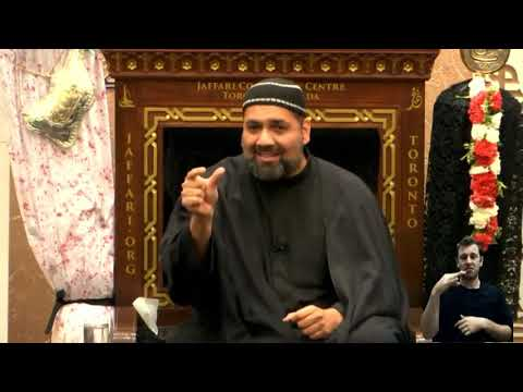 [10.Majlis] Topic: Illumination of The Inner Light - Syed Asad Jafri Toronto Canada English