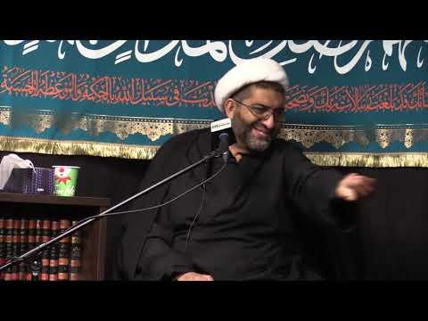 [9] Topic:Stengthening the Family  | Sheikh Shafiq Hudda | English