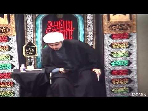 Shaykh Mehdi Rastani - 4th Muharram 1440 Momin Center  2018 English