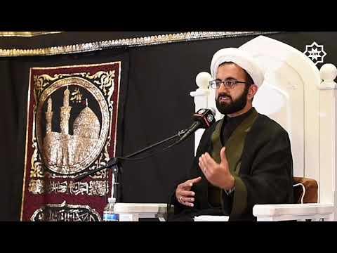 Lecture 5 Muharram 2018 | Shaykh Salim Yusufali |Aim UK English