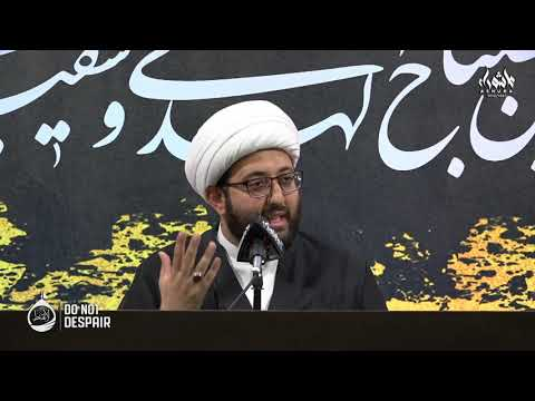 [ Night 2] Ashura, the Grand Plan of Allah | Shaykh Amin Rastani | Ashura 2018  Dearborn USA - English