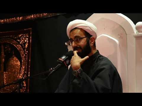 [ Lecture 10 Muharram 2018] Topic: Karbala & Tawhid - Breaking the Idol of Self | Shaykh Salim Yusufali  Uk- English