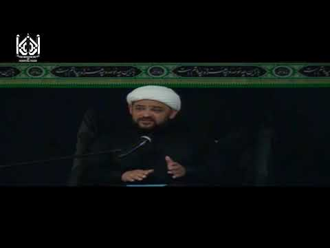 [01]Moulana Mohammad Ali Baig - Moharram 1440 AH - October 5, 2018 IEC Houston USA English