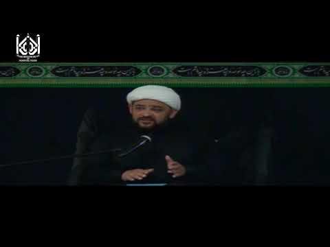 [01]Moulana Mohammad Ali Baig - Moharram 1440 AH - October 5, 2018 IEC Houston USA English