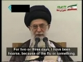 16thJune09 - Leader Ayatollah Khamenei Calls for Partial Recount of Votes - Farsi English Subtitles