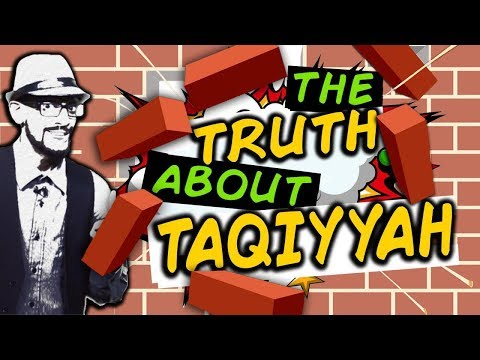 LIAR LIAR! 10 Questions About Taqiyyah | BISKIT | English