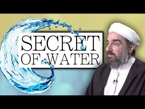 The Hidden Meaning of Water in Islamic Rituals   REFLECT   English