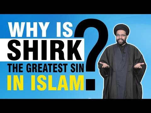 Why is Shirk the Greatest Sin in Islam? | One Minute Wisdom | English