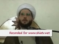 Sh. Hamza Sodagar - Imam of our time and his obedience - Lecture 1 - English