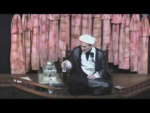[2nd Night] Topic:Imam Hussain A.S A caller to Allah SWT   Shaykh Mansour Leghai   Muharram 1441/2019 English