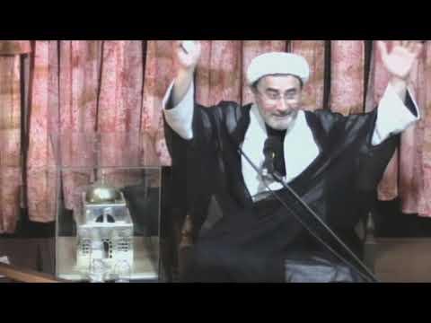 [7th Night] Topic:Imam Hussain (A.S) A caller to Allah SWT  Sheikh Mansour Leghai Muharram 1441/2019 English