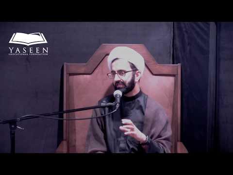 [Night 5] Topic:Injustice and its Relevance to the Masjid| Sheikh Salim Yusufali Muharram 2019 English
