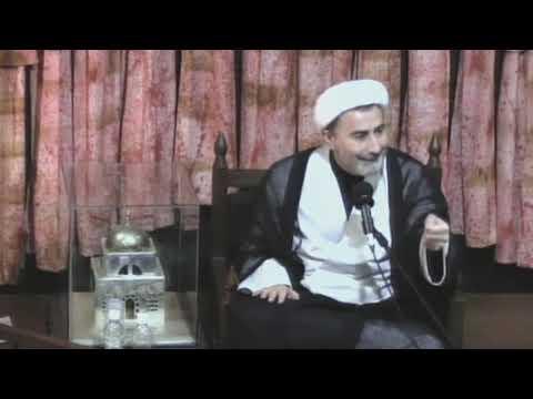 [8th night] Topic:Imam Hussain (A.S) A Caller To Allah SWT  Sheikh Mansour Leghai Muharram 1441/2019 English