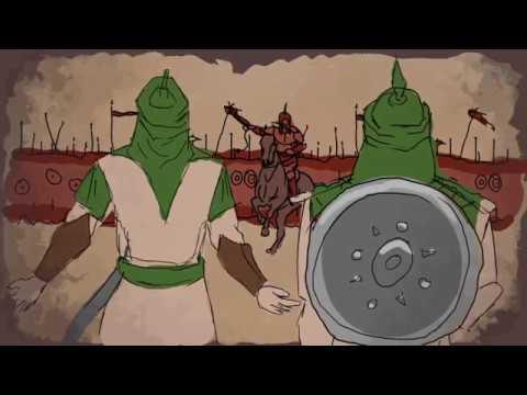Narrating the Final Journey of Imam Husayn from Medina to Karbala | English