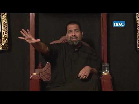 [Shame Ghariba] Br.Syed Asad Jafri   Muharram 1441/2019 English