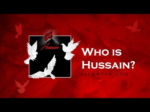 [Clips] Who is Hussain ᴾᴮᵁᴴ ?- Farsi sub English
