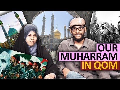 The Three Beautiful Places for Muharram/Arbaeen in Qom | Howza Life | English