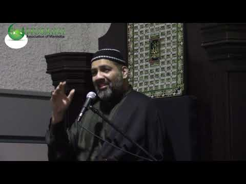 [Lecture 2 of 3] Topic: Living  a Purpose Driven Life - Br. Asad Jafri Oct.2019 Safar1441 English
