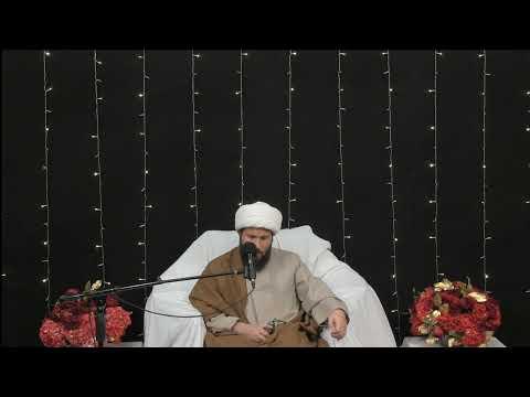 Shaykh Hamza commemorating the birthday of Imam Jawad - English