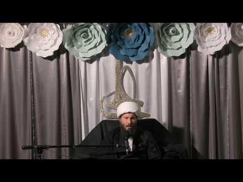 Understanding Patience from the Example of Lady Zainab (SA) - Sheikh Hamza Sodagar - English