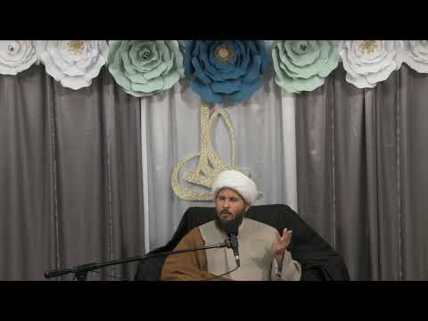 Fighting in the Way of Allah (SWT) - Sheikh Hamza Sodagar - Enflish