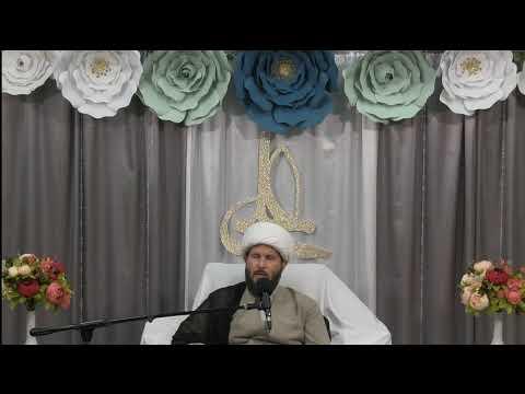 The spiritual benefits of Isolation - Shaykh Hamza Sodagar - English