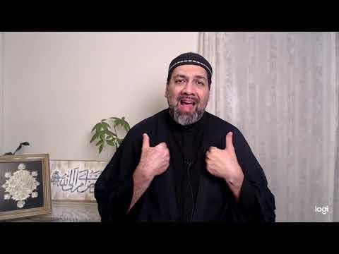 Demise of Bibi Khadijah - Maulana Asad Jafri - 10th Ramadan 1441AH/2020 - English