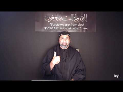 [01] One Nation - Maulana Asad Jafri - Muharram 1442/2020 - English