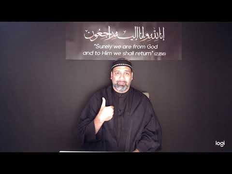 [01] One Nation - Maulana Asad Jafri - Muharram 1442/2020 - English