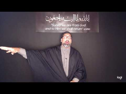 Lecture 02| Topic: One Nation - Maulana Asad Jafri |Muharram 1442/2020 English