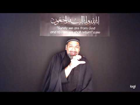 Lecture 04 | Topic: One Nation - Maulana Asad Jafri Muharram 1442/2020 - English