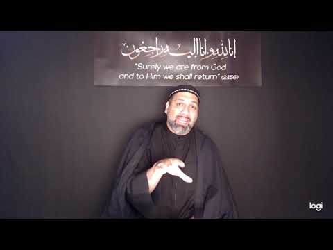 Lecture 03 | Topic: One Nation - Maulana Asad Jafri Muharram 1442/2020 English
