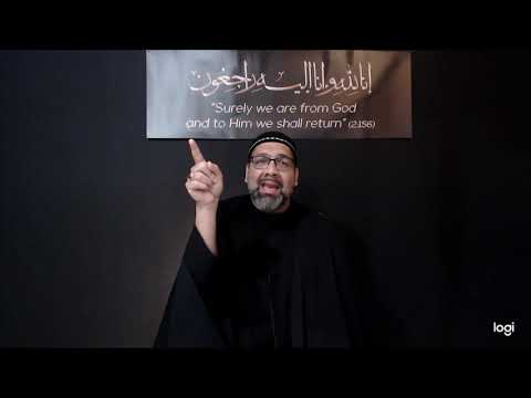 Lecture 05 | Topic: One Nation -  Maulana Asad Jafri |Muharram 1442/2020 English