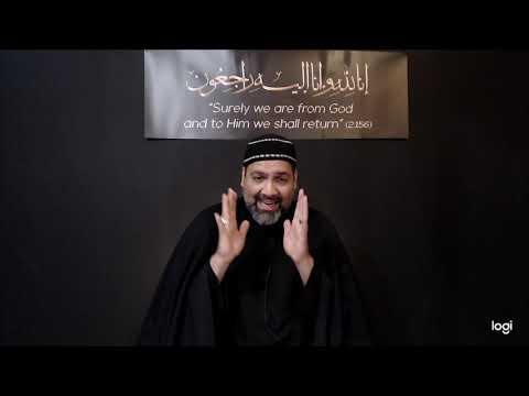 Majlis 08| Topic: One Nation -Maulana Asad Jafri Muharram 1442/2020 English