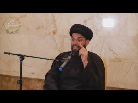 [Arbaeen walk] Sayyid Ali Zaidi Najaf Arbaeen 2018 1440  | English