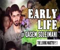 The Early Life of Qasem Soleimani | The Living Martyr P. 1 | English