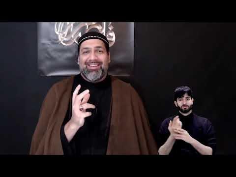 [2] Majlis Ayyam e Fatimiyya 1442 | Maulana Syed Asad Jafri | 13 Jan 2021 | English