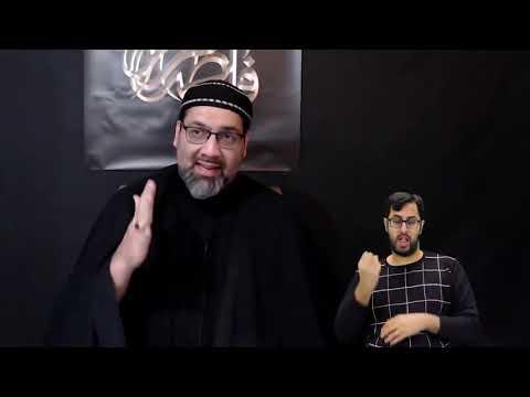 [5] Majlis Ayyam e Fatimiyya 1442 | Maulana Syed Asad Jafri | 16 Jan 2021 | English