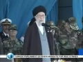 Leader says Strong Iran is not a Threat to others - 06Oct09 - English