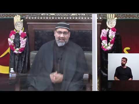 [05] Topic: Cultivating an Islamic Identity in a Postmodern Era - Syed Asad Jafri - 5th Muharram 1443,2021 English