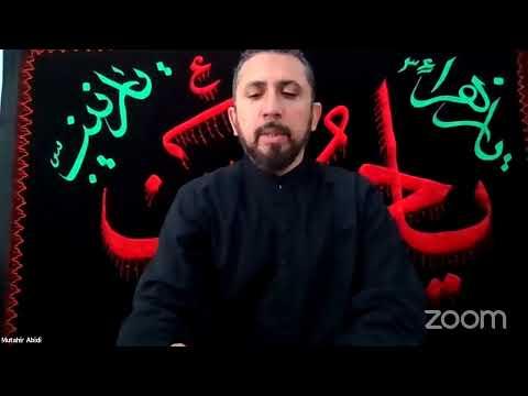 Q & A Session Muharram: Maulana Syed Asad Jafri - Imam-A-Zamana Foundation 1443, 2021   English