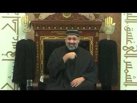 [Majlis V] Islam and Emotional Intelligence   Syed Asad Jafri   English