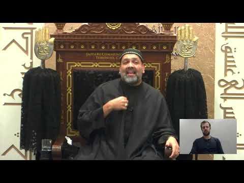 [Majlis 4] Islam And Emotional Intelligence   Syed Asad Jafri   English