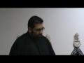 From Ashoor to Zuhoor speech 7 - Muharram 1431 - Syed Asad Jafri - English