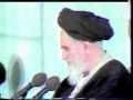 Imam Khomeini talks about Imam Ali a.s - Farsi sub English