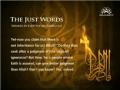 The Just Words - Sermon By Lady Fatima Zahra (A.S.) - Arabic sub English
